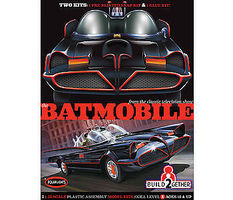 Polar-Lights Batmobile 2-Pack Plastic Model Car Kit 1/25 Scale #pol907_0