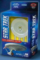 Polar-Lights Star Trek TOS USS Enterprise Snap Kit Science Fiction Plastic Model 1/1000 #pol936-06