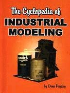 Plastruct The Cyclopedia of Industrial Modeling by Dean Freytag -- Model Railroading Historical Book -- #115