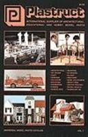 Plastruct Universal Model Parts Catalog (Volume 9) Model Railroading Catalog #7
