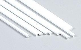 Plastruct Tube Styrene 1/8 (10)