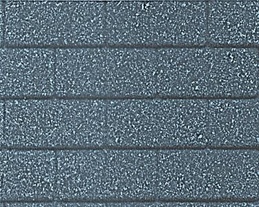 Plastruct Asphalt Roofing Shingles (Gray) -- Model Railroad Scratch Supply -- #91636