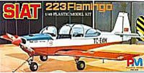 PM-Models MBB SIAT-223 Flamingo Plastic Model Airplane Kit 1/48 Scale #206