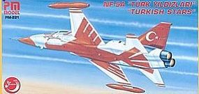 PM-Models NF-5A Freedom Fighter Plastic Model Airplane Kit 1/72 Scale #221