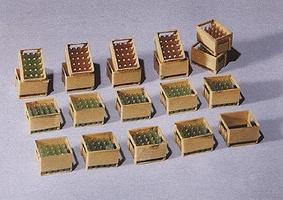 Pola Beer Crates/Bottles 20/ - G-Scale (20)