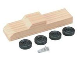 Pine-Pro Deluxe Body Kit Pickup Truck Pinewood Derby Car #10061