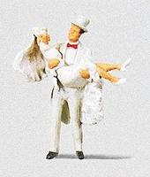 Preiser Bride & Groom Model Railroad Figure HO Scale #28029