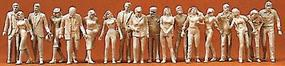 Preiser Passers-By Model Railroad Figures O Scale #65601
