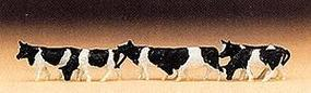 Preiser Animals Cows Model Railroad Figure Z Scale #88575