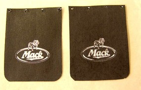 Plastic-Dreams 1/25 Mack Truck Mud Flap Set