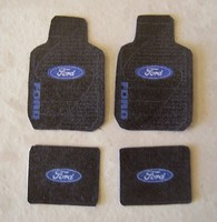 Plastic-Dreams 1/25 Ford Car Mat Set