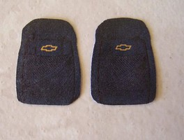 Plastic-Dreams 1/25 Chevy Car Mat Set