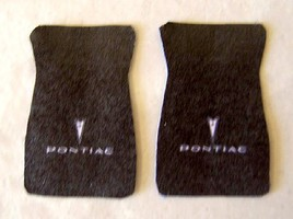 Plastic-Dreams 1/25 Pontiac Car Mat Set
