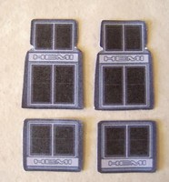 Plastic-Dreams 1/25 Hemi Car Mat Set