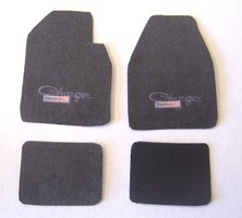 Plastic-Dreams 1/25 Charger Car Mat Set