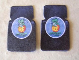 Plastic-Dreams 1/25 Rat Fink Car Mat Set