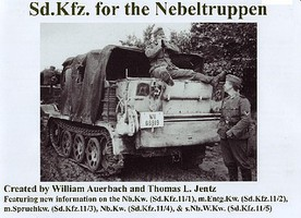 Panzerwrecks SdKfz for the Nepeltruppen