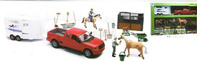 Playsets 1/32 Riding Academy Playset (Window-Boxed) (D)