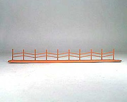 Playsets 54mm Barbed Wire Fence (12 Long) (BMC Toys) (D)