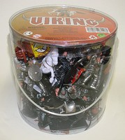 Playsets 1/32 Viking Figures Playset (50pcs/Tub) (6 Tubs/Case)