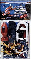 Playsets 1/32 Ocean Explorer Playset (Bagged)