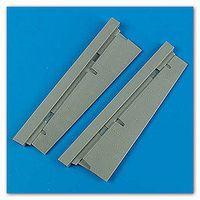 Quickboost Su25K Frogfoot Control Surfaces for TSM Plastic Model Aircraft Accessory 1/32 Scale #32124