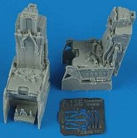 Quickboost F15E Ejection Seats w/Safety Belts Plastic Model Aircraft Accessory 1/48 Scale #48175