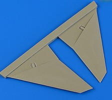 Quickboost 1/48 Su34 Fullback Canard Foreplane for HBO