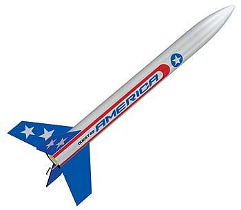 Quest Quest America Model Rocket Kit Skill Level 1 -- Level 1 Model Rocket Kit -- #1020