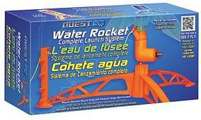 Quest Water Rocket Complete Launch System