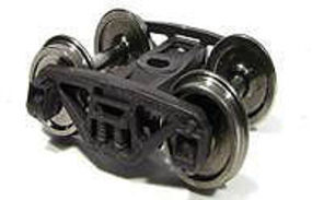 Rapido Barber S2a Conversion Wheelset (1 Pair) HO Scale Model Train Truck #102061