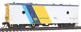 Rapido Ontario Northland #200 Steam Generator Car HO Scale Model Train Car #107174
