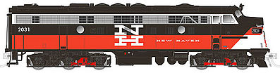 Rapido Trains Inc. EMD FL9 New Haven #2043 -- HO Scale Diesel Locomotive -- #14022