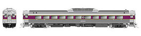 Rapido RDC-1 Ph2 DC MBTA #9154 HO Scale Model Train Diesel Locomotive #16060