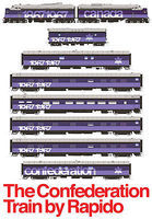 Rapido Ho CONFEDERATION TRAIN SET