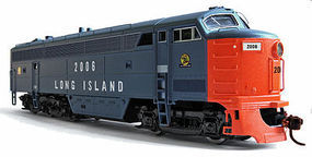 Rapido 5-Axle C-Liner LIRR 2006 with Sound HO Scale Model Train Diesel Locomotive #230503