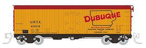 Rapido 37 GARX Meat Reefer DUB N Scale Model Train Freight Car #521006