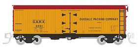Rapido 37 GARX Meat Reefer DUG N Scale Model Train Freight Car #521010