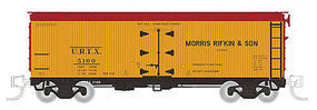 Rapido 37 GARX Meat Reefer MR (4) N Scale Model Train Freight Car #521025