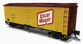 Rapido Meat Reefer URTX #1 (4) N Scale Model Train Freight Car #521027