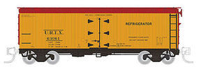 Rapido 37 GARX Meat Reefer URT (4) N Scale Model Train Freight Car #521041