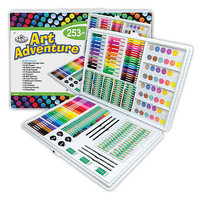 Royal-Brush Art Adventure 253pc Set Drawing Kit #avs-534