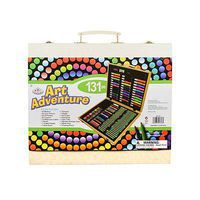 Royal-Brush Art Adventure 131pc Set Art And Craft Miscellaneous #avs-542