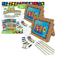 Royal-Brush Art Adventure 35pc Painting Set Painting Kit #avs-551