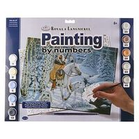 Royal-Brush PBN Adult Large Whispering Winds Paint By Number Kit #pal42