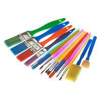 Royal-Brush 15pc Colorful Brush Set