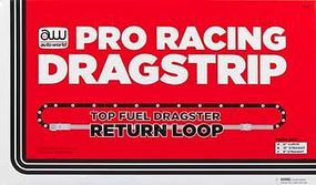 Round2 Top Fuel Dragster Return Loop HO Scale Slot Car Track #rs230/01