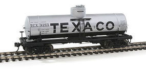 Red-Caboose Texaco 10,000 Gallon Welded Tank Car HO Scale Model Train Freight Car #33004