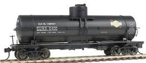 Red-Caboose Type 103W 10,000 Gallon Welded Tank Car Sunoco HO Scale Model Railroad #33010