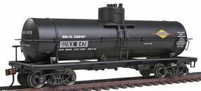 Red-Caboose Sunoco Type 103W 10,000 Gallon Welded Tank Car HO Scale Model Train Freight Car #33011